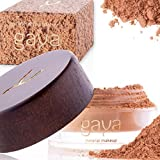 Base Maquillaje Mineral y Vegana - En Polvos, Única 4 en 1 - Completo y con Protector Solar UV,...