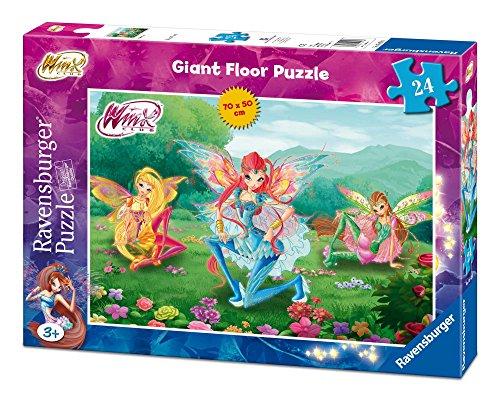 Ravensburger 05418 - Puzzle Winx, 24 pezzi