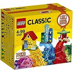 LEGO 10703 Classic Kreativ-Bauset Gebäude, Baukästen