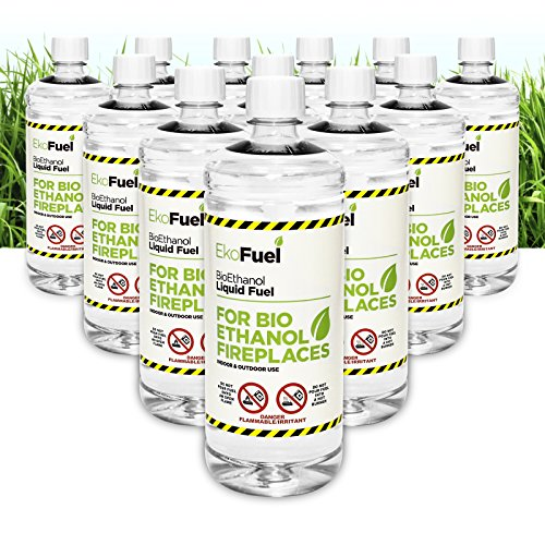 30L Premium BIOETHANOL Fuel for Fires, Free DELIVERY to Mainland UK for Orders Placed Before 3pm. 5,600 Ebay Reviews. Bio Ethanol Liquid Fuel for bioethanol Fires. £2.91/Litre