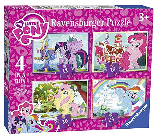 Ravensburger Italy- Puzzle in a Box My Little Pony, 06896 8
