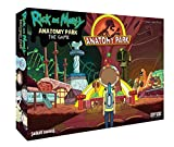 Cryptozoic Entertainment CZE025127 CZE02402 Rick & Morty Anatomy Park, Multicoloured