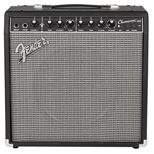 Fender Champion 40 Combo Amplifier
