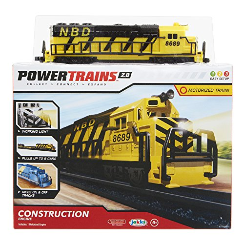 Power Trains Engine Pack #3-by Jakks Pacific Train