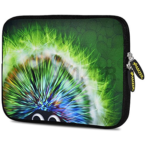 Amzer 7.0-7.75 Inches Designer Neoprene Sleeve Case for iPad/Tablet/e-Reader and Notebooks, Curious Eyes (AMZ5216077)