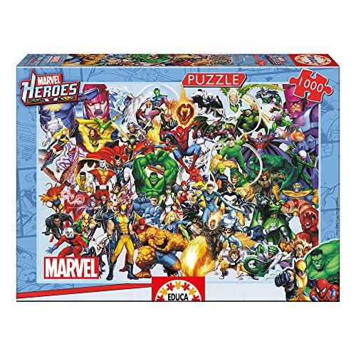 Educa Puzzle, Colore Vario, 841266815193