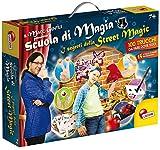 Lisciani Giochi- Mago Gentile Scuola di Magia Street Magic, 56392
