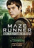 Maze Runner 1-2 (Box 2 Dvd)