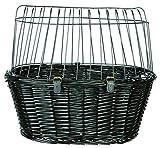 Trixie Fahrradkorb schwarz