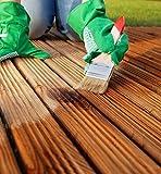 Leinölfirnis 5L Holzöl farblos Leinöl Firnis Holz Öl Holzpflegeöl WO-WE W210 - 3