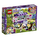 Lego Friends Lo Stand dell'Arte di Emma,, 41332