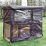 KCT Hutch Protective Cover for the Large Rabbit Hutch