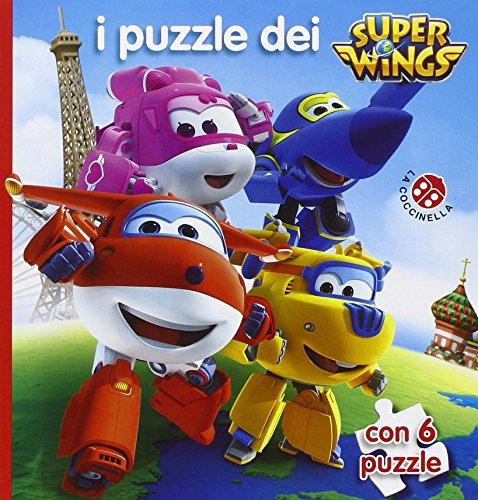 I puzzle dei Super Wings. Ediz. illustrata