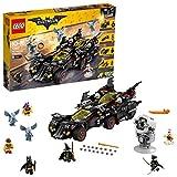 LEGO Batman Movie - La Batmobile suprême - 70917 - Jeu de Construction
