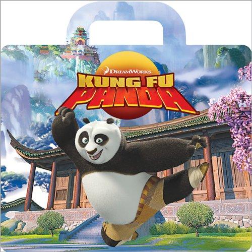 Kung Fu Panda 3D Puzzle Book