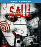 Saw: The Complete Movie Collection [Edizione: Stati Uniti] [Italia] [Blu-ray]