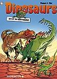 Dinosaurs #2: Bite of the Albertosaurus (Dinosaurs Graphic Novels) (English Edition)