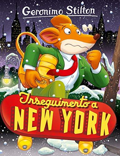 Inseguimento a New York. Ediz. illustrata