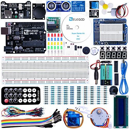 Elegoo Inc. è un produttore ed esportatore professionale che si occupa di progettazione, produzione sviluppo e commercializzazione di arduino, stampanti 3D, Raspberry Pi e STM32. Il nostro sogno è quello di fare il miglior prezzo e la miglior...