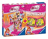 Ravensburger 07342 9 - Winx Multipack, 3 Puzzle + 1 Memory