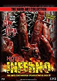 Hotel Inferno - Uncut/The Hard-Art Collection [Blu-ray] [Import allemand]
