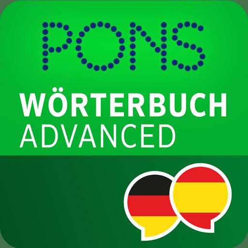 PONS Wörterbuch Spanisch - Deutsch ADVANCED