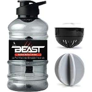 DOVEAZ Sports Water Bottles for Office use Protein Shaker Bottle