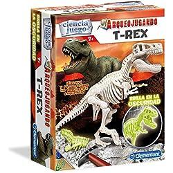 Clementoni Arqueo Jugando T-Rex 550326