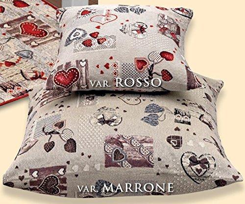 Centesimo Web Shop Cuscino ARREDO in 3 Misure Prodotto in Italia 40X40 50X50 60X60 per Divano Camera...