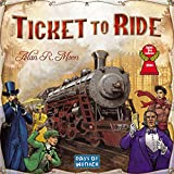Asmodee - Ticket To Ride, Edizione Italiana