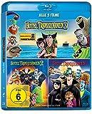Hotel Transsilvanien 1 -3   Blu-ray Collection (exklusiv bei Amazon.de)