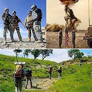 Lixada Chaleco Táctico Militar al Aire Libre Táctico del Ejército de Poliéster Juego de Guerra Airsoft Caza Chaleco de Excursión Que Acampa