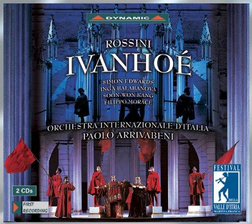 Ivanhoe: Act I Scene 10: O sort infidele (Leila, Ivanhoe, Ismael)