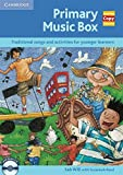 Primary Music Box with Audio CD: Traditional Songs and Activities for Younger Learners (Cambridge Copy Collection)