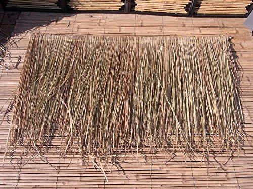 Palmendach Reetdach Schindel Palme Bambus Palmenblätter Palmenschirm Schindeln
