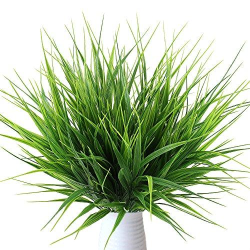 mihounion 4 pcs plante artificielle plastique plantes fausse plante buissons artificielle faux. Black Bedroom Furniture Sets. Home Design Ideas