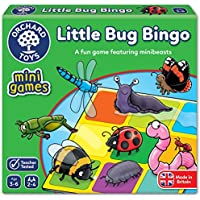 Orchard Toys Little Bug Bingo Mini / Travel Game
