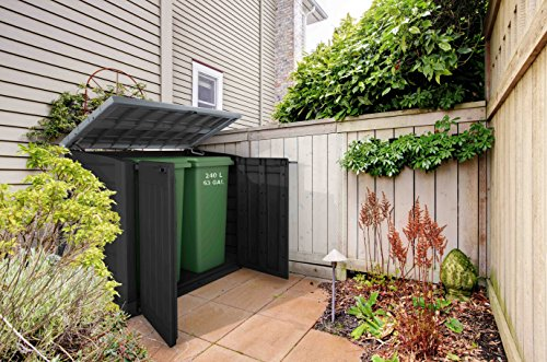 Keter Store It Out Wheelie Bin Store Review