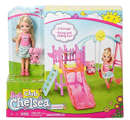 Barbie-DWJ46-Club-Chelsea-Swingset