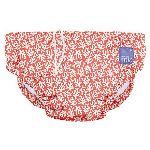 Bambino Mio Costumino contenitivo Unisex Bambini, Multicolore (Barriera corallina), 6-12 mesi (7-9 kg)