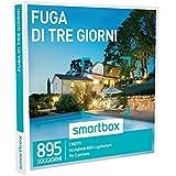 Smartbox Cofanetto Regalo - FUGA DI DUE NOTTI - 895 soggiorni in B&B e agriturismi