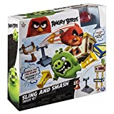 Angry Birds- Playset Pista Rollers, Multicolore, 6027800