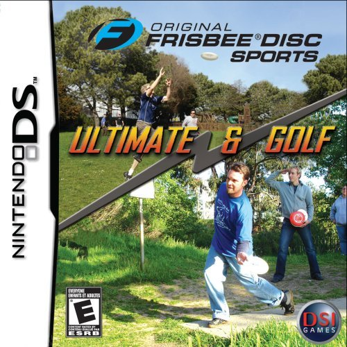 Original Frisbee Disc Sports: Ultimate & Golf - Nintendo DS by Zoo Games
