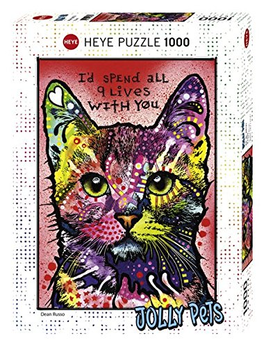 Heye Puzzle 9 Vite, 1000 Pezzi, VD-29731