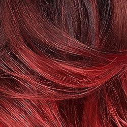 L'Oréal Paris Colorista Washout Vivid Colorazione Capelli Temporanea per Capelli Bruni, Rosso (Red)