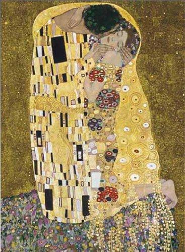 Editions Ricordi 5901N32006 - Klimt, Il Bacio, Puzzle da 1500 Pezzi