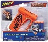 Hasbro Nerf B6259EU4 - N-Strike Elite PocketStrike, Spielzeugblaster