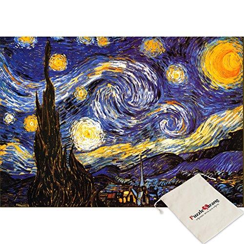 Puzzle Life notte stellata - Vincent Van Gogh - 150 Piece Jigsaw Puzzle