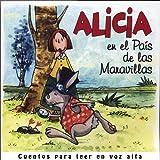 Alicia en el país de las maravillas (Cuentos para leer en voz alta nº 5)