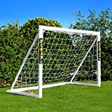 """6' x 4' FORZA Football Goal """"Locking Model"""" - [The ONLY GOAL That can be left outside in any weather]"""